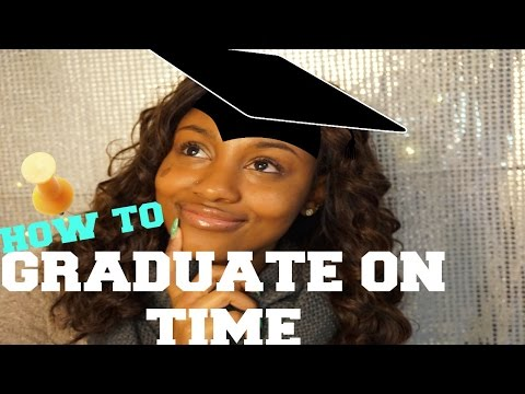 How to graduate early?