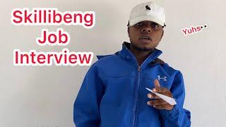 Skillibeng Job Interview | @nitro__immortal