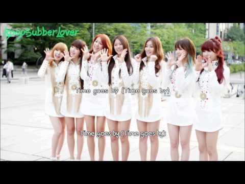 AOA - Time [Eng Sub+Romanization+Hangul] HD