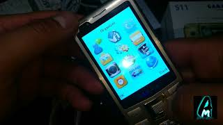 Gamma S11 Mobile Phone (Review)