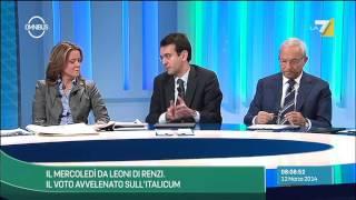 Omnibus - Senza l'emendamento D'Attorre l'italicum si sarebbe arenato