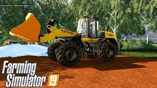 QUASE FALI COMPRANDO CALCARIO   Farming Simulator 2019   COLONOS T6