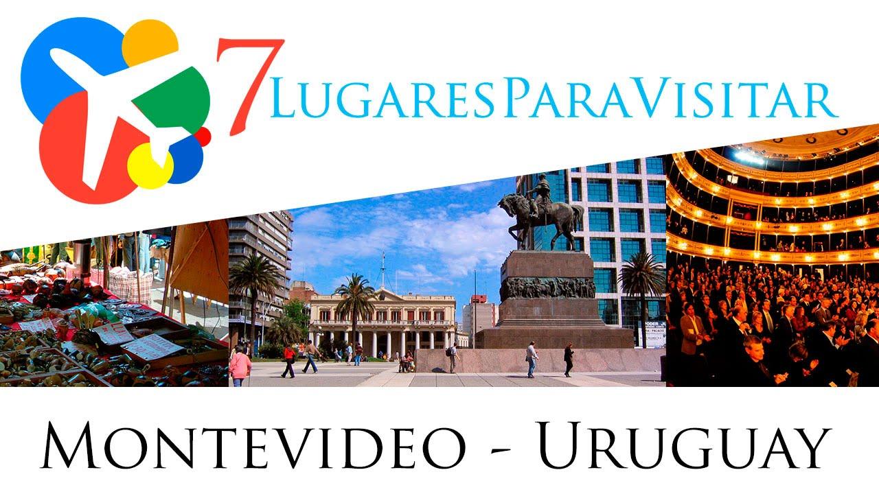 7 lugares para visitar en montevideo uruguay youtube for Fabrica de placares en montevideo