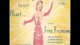 JANE FROMAN - AN AMERICAN MEDLEY