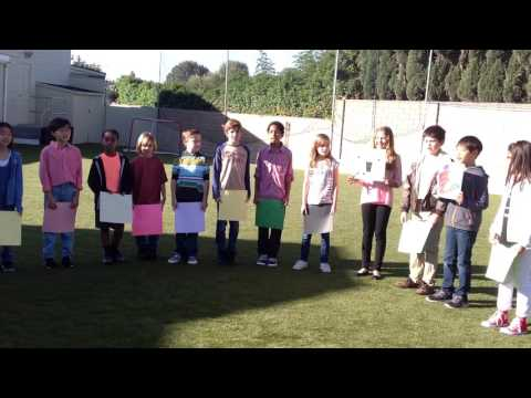 """Flag Salute - Character Counts & Bruno Mars' """"Count On Me"""" (Fairmont North Tustin Campus)"""