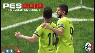 Pes 2019 - Goals Skills Goalkeeper Saves & New Animations #11 - PS4