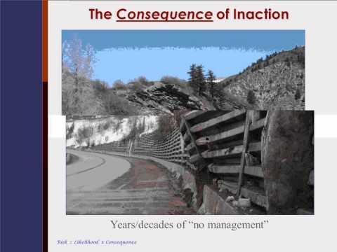 GeoTechnical Asset Management Webinar: Part 1 of 2: May 13 2013