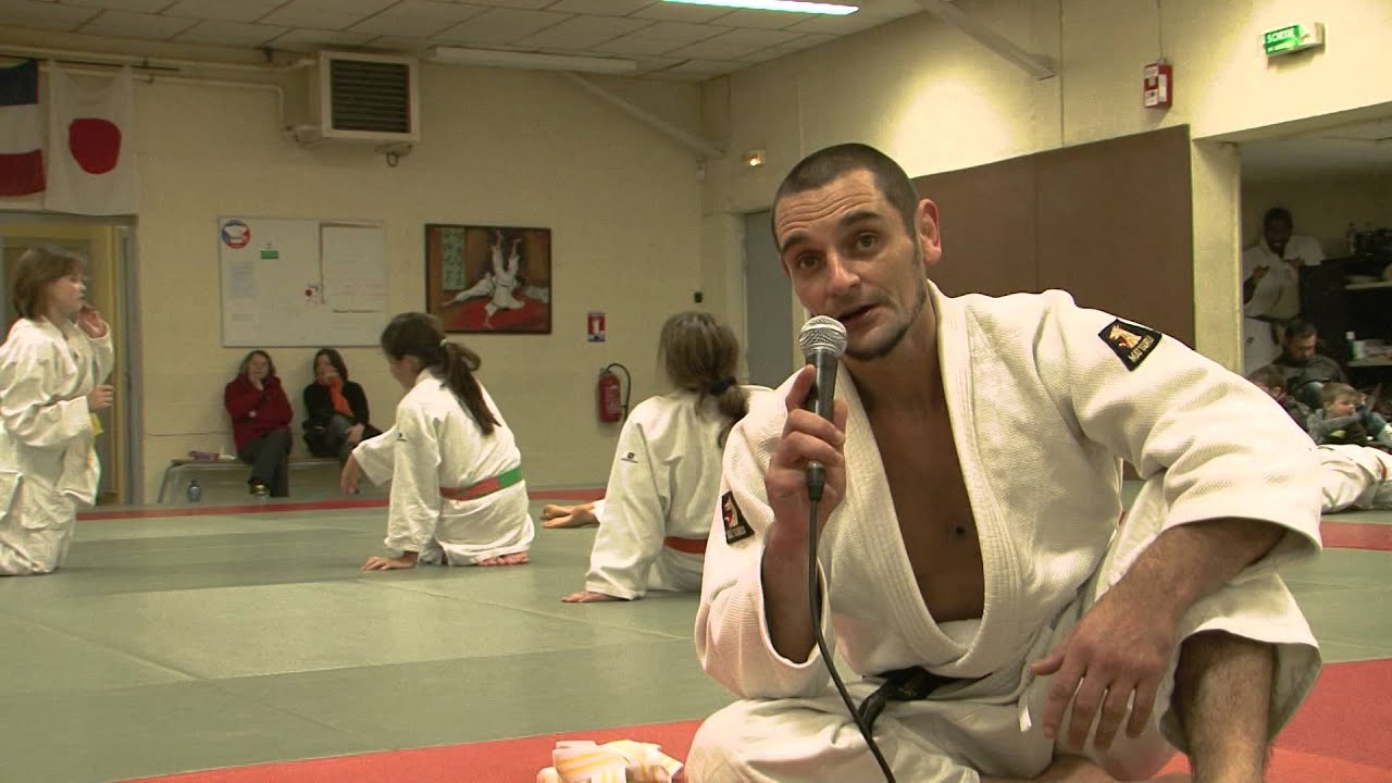 club judo brionne