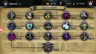 Castlevania Grimoire of Souls - Live #1