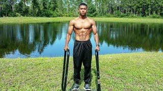 Ultimate Body Press   Dip Bars   Exercises