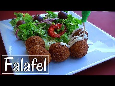 Falafel (sandwich vegano) | La Capital