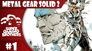 SGB Play: Metal Gear Solid 2 - Part 1 | Kept Ya Waiting, Huh?