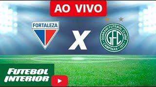 Fortaleza x Guarani - Brasileiro Série B 2018 AO VIVO
