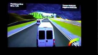 (Wii) Truck Racer