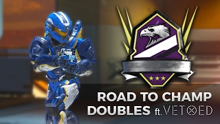 Halo 5 - Road to Doubles Champ Ep.3! Feat. VETOED