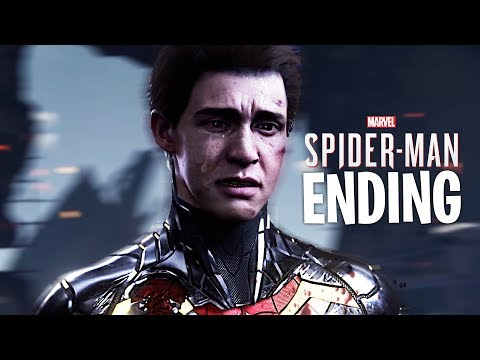 Spider Man PS4 Walkthrough ENDING Final Boss Fight! (Marvel's Spider-Man PS4 Pro Gameplay)