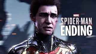 Spider Man PS4 Walkthrough ENDING Final Boss Fight! (Marvel's Spider-Man PS4 Pro Gameplay)