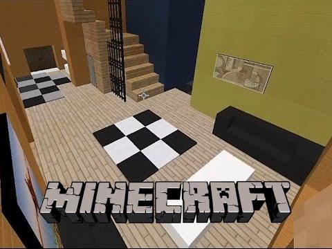 Minecraft: Ev Yapımı | İç Tasarım #8