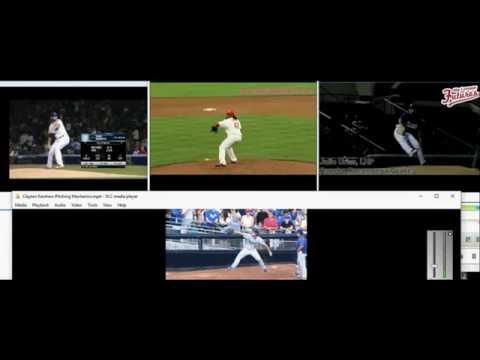 Baseball Pitching tip-Increase VELOCITY with the leg kick