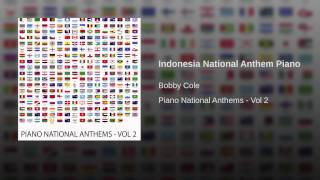 Indonesia National Anthem Piano