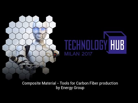Composite Material - Tools for Carbon Fiber production by Energy Group