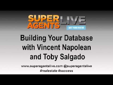 Building Your Database with Vincent Napolean and Toby Salgado