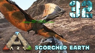Ark: Scorched Earth - #32 - Redemption! (4 Player Ark: Scorched Earth Gameplay)