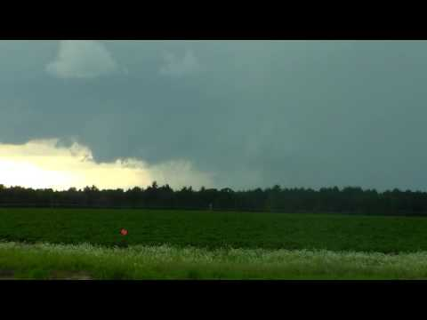 Adams County Wisconsin Supercell Storm