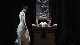Спектакль «Калигула» на сцене Губернского театра