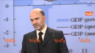 CONFERMATA CRESCITA ECONOMIA UE - PREVISIONI 2015 COMMISSIONE EUROPEA