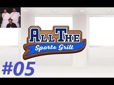 CSD2 Chef For Hire - All The Sports Grill #5