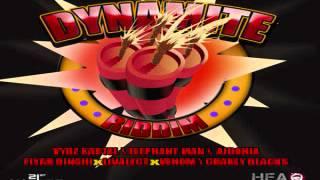 FYAH BASS - WORK HARD - RUSSIAN - DYNAMITE RIDDIM - JULY 2012
