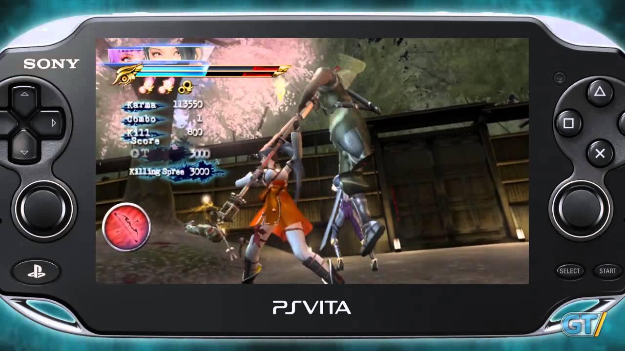 Ninja Gaiden Sigma 2 Plus Ninja Race And Tag Missions Gameplay