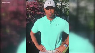 Tiger Woods sends special message to Charlotte-area man battling colon cancer