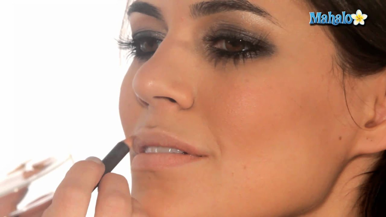 How To Do Nude Lips Like Kim Kardashian - Youtube-2490
