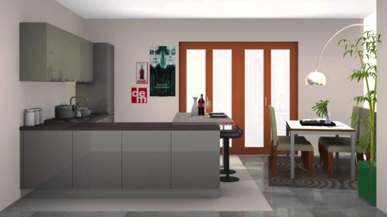 La cucina di Rossana - modello REPLAY di STOSA CUCINE - YouTube