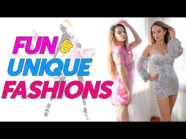 FUN & UNIQUE FASHIONS from
