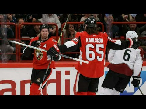 The Global series is over (Ottawa 4-3 Colorado)