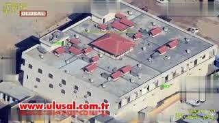 TSK Afrin hastanesinin görüntülerini paylaştı
