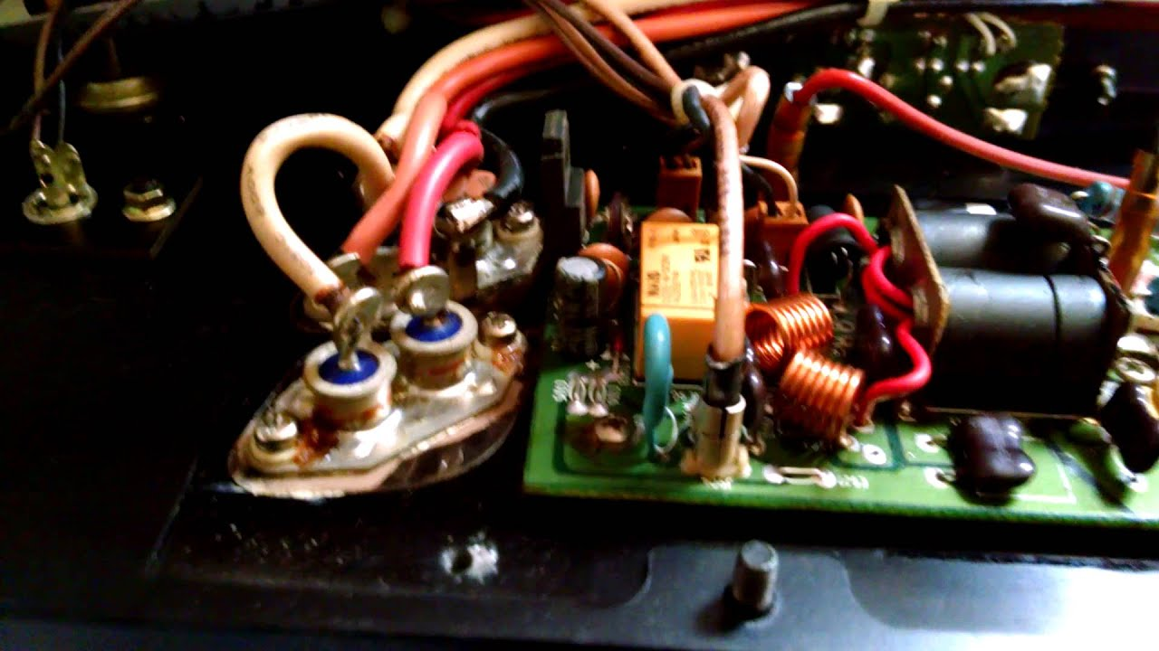 Rci Power Supply Replacement