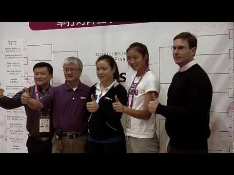 2013 Shenzhen Open Draw Ceremony