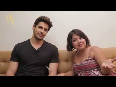 Sidharth Malhotra Tells Us About All His 'First' Experiences - The Quint