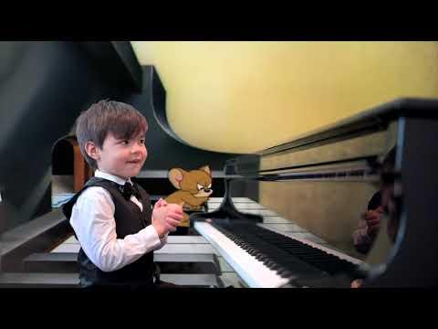 Sam's Rhapsody. Franz Liszt: Hungarian Rhapsody - Samuel Sudbin