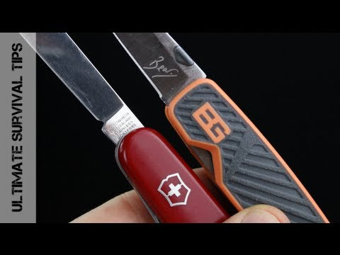 dating victorinox knives