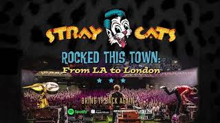 Stray Cats - Bring It Back Again (LIVE)