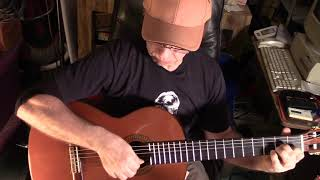 Three Anonymous Country Dances for Solo Guitar