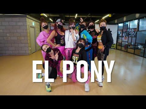 [ILOVEDANCE] ZUMBA  /  EL PONY  /  Daddy Yankee  / CINDY