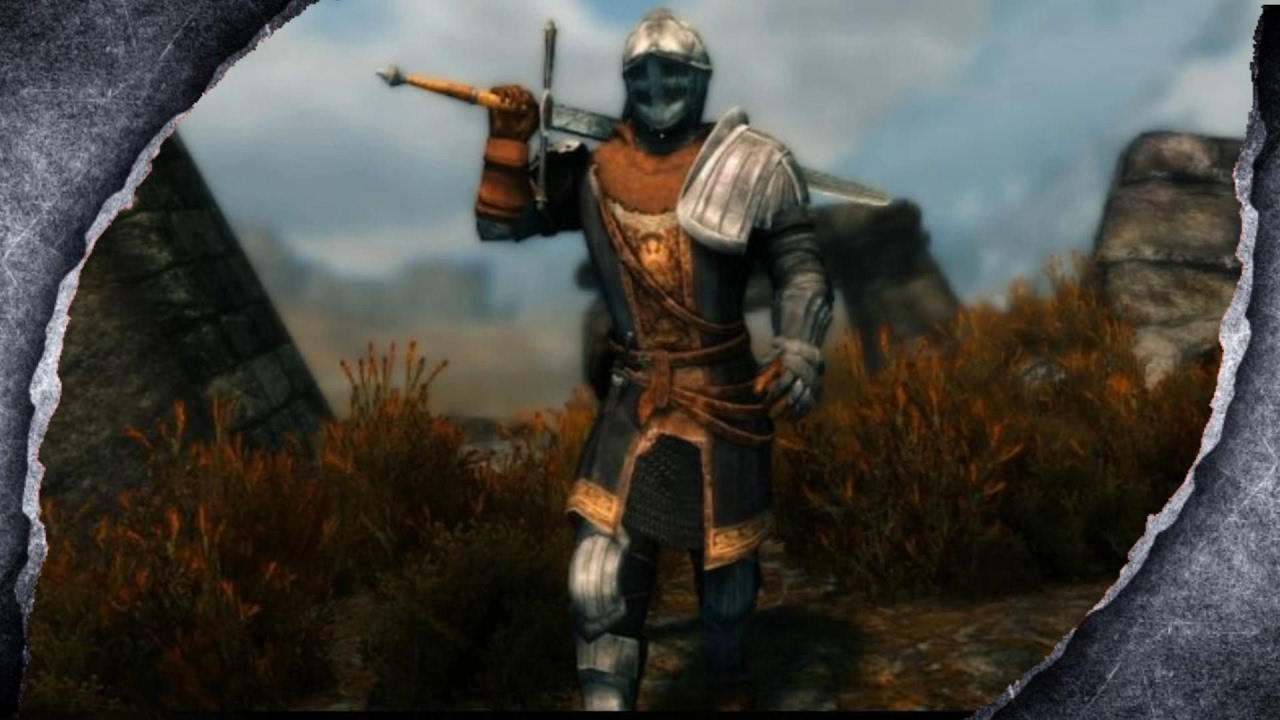 ▶Skyrim Remastered: Elite Knight Armor and Weapons ⛊Dark Souls⛊ ♦️MOD  SHOWCASE♦️ | Killerkev ✔️