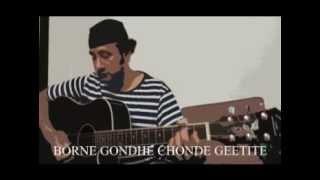 BORNE GONDHE CHONDE GEETITE