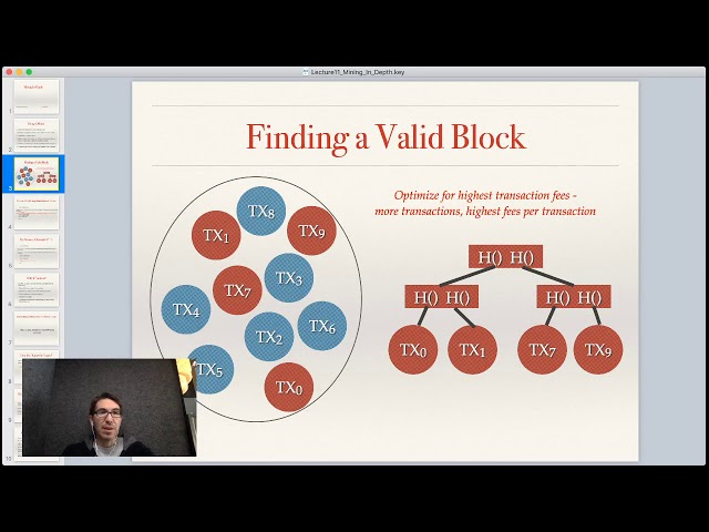 Lecture 8: Mining In-Depth